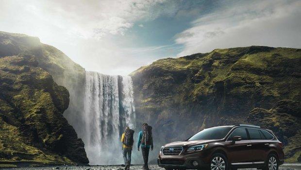 Sainte-Julie accueille le nouveau Subaru Outback 2017