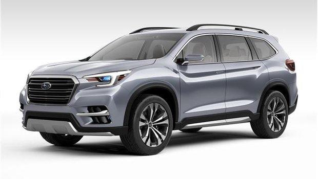 Subaru Ascent 2019 : un tout nouveau VUS Subaru