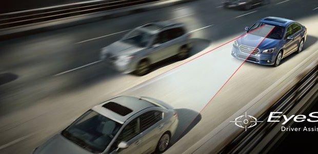 Le système Eyesight de Subaru expliqué