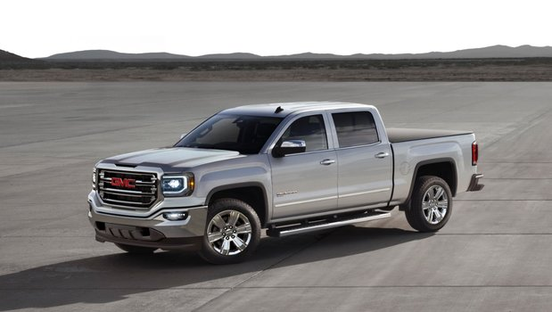 2017 GMC Sierra 1500: the power you need with the refinement you want
