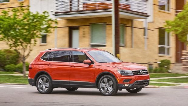 Volkswagen Tiguan 2019 : Performance raffinée