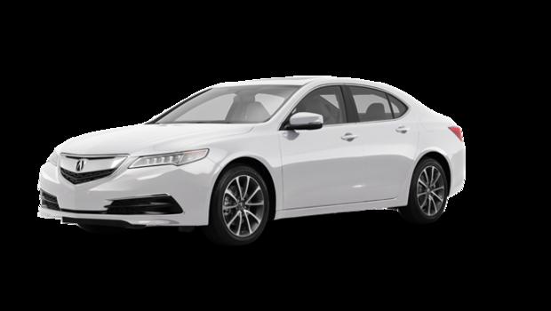2016 Acura TLX SH-AWD TECH