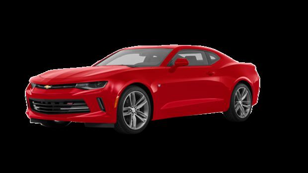 2016 Chevrolet Camaro coupe 2LT