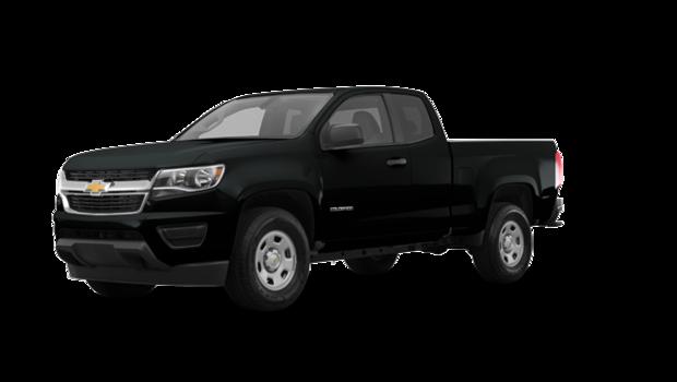 2016 Chevrolet Colorado WT