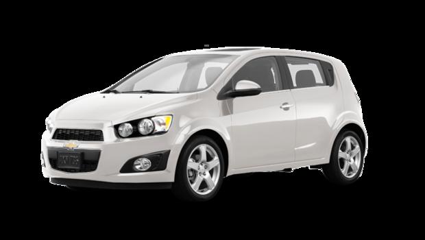2016 Chevrolet Sonic Hatchback LTZ