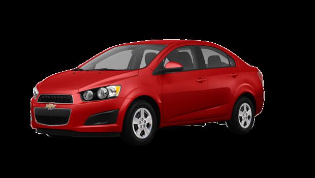 2016 Chevrolet Sonic LS