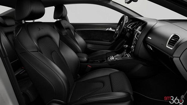 Black-Jet Grey Alcantara/Perforated Leather