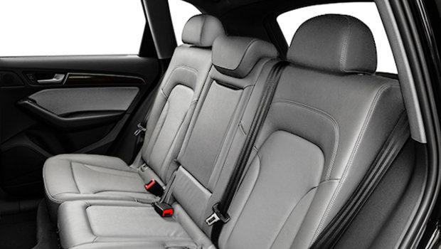 Titanium Grey Leather