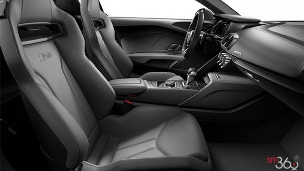 Rotor Grey/Silver Fine Nappa Leather