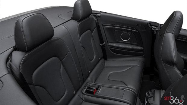 Black Fine Nappa Leather