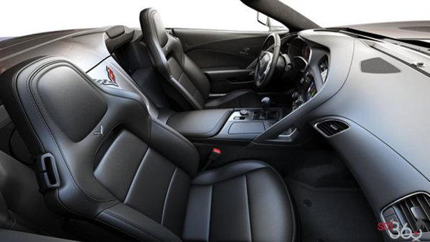 Jet Black Napa Perforated Leather
