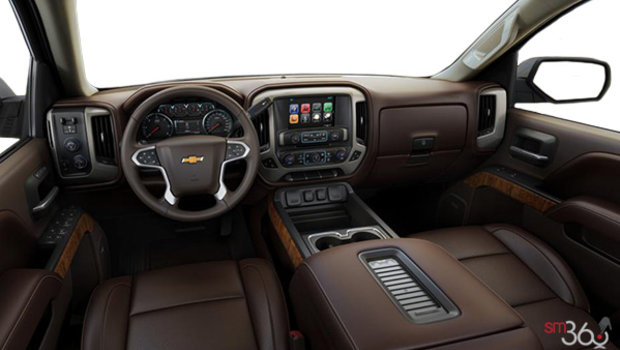 2017 Chevrolet Silverado 1500 HIGH COUNTRY - from $65405.0 ...
