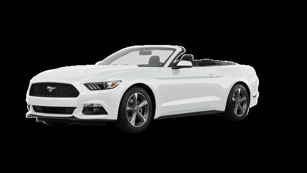 2017 Ford 2017 Mustang Convertible V6