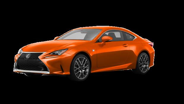 2017 Lexus RC F SPORT SERIES 2
