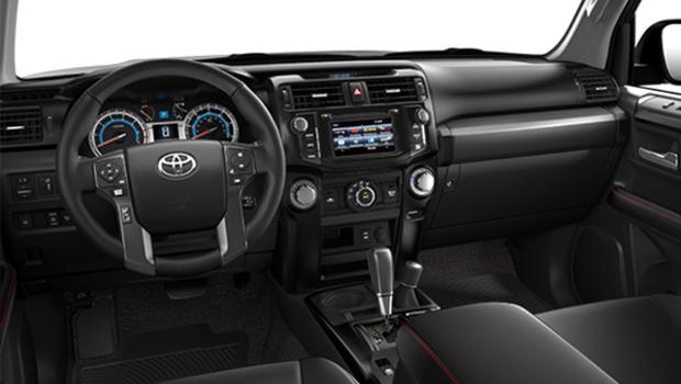 Interior. 2017 Toyota 4Runner TRD OFF ROAD ...