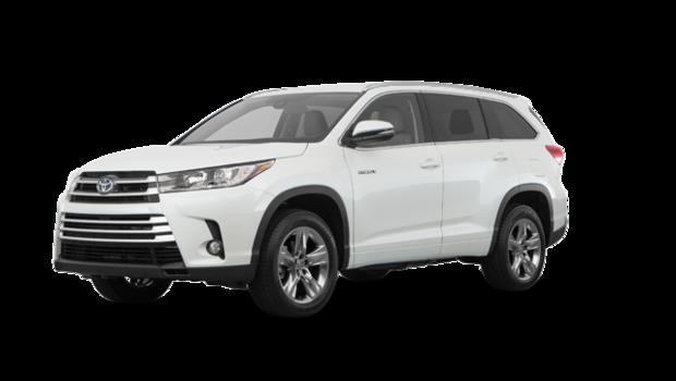 Toyota Highlander Hybride LIMITED 2017