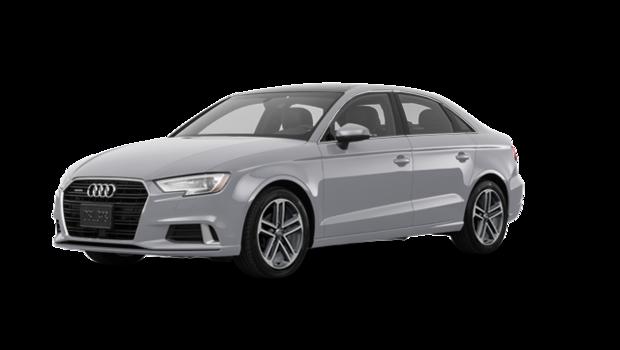 2018 Audi A3 Sedan PROGRESSIV