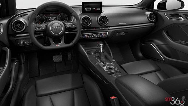 Black Sport S Line Leather (PQX-MI)