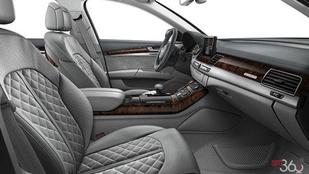 Titanium Grey Valcona Leather