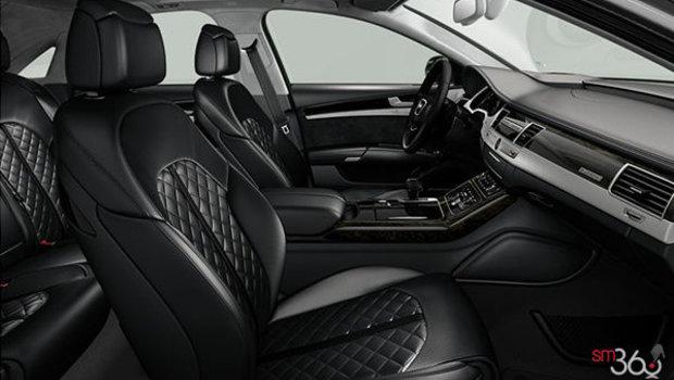 Black Valcona Leather
