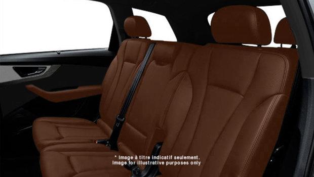 Cedar Brown Ventilated Seats Luxury Package  (UU-PPH)