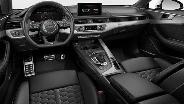 Black Fine Nappa leather with RS logo w/Rock Grey Stitching