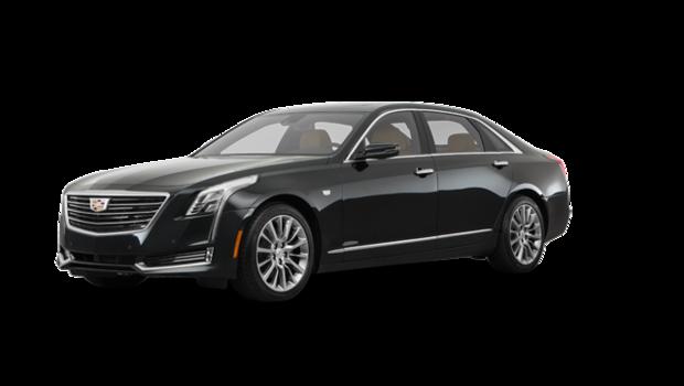 2018 Cadillac CT6 PREMIUM