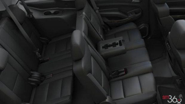 Jet Black Bucket Seats Premium Cloth (HOU-A95)