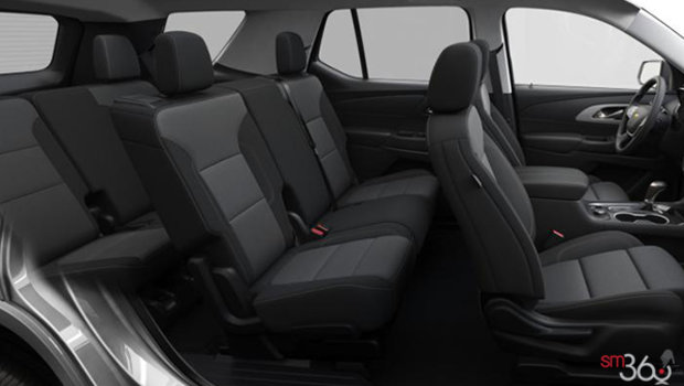 2018 Chevrolet Traverse LS - from $37195.0 | Vickar Community Chevrolet | Winnipeg