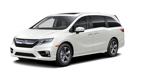 ... 2018 Honda Odyssey EX L NAVI