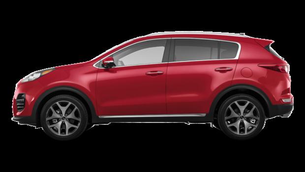 2018 Kia Sportage Sx Starting At 38480 0 Leggat Kia