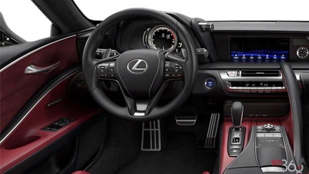2018 Lexus Lc 500h For Sale In Laval Lexus Laval