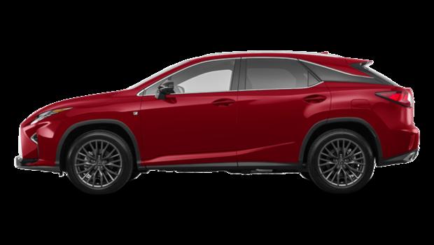 Lexus RX F SPORT 2018