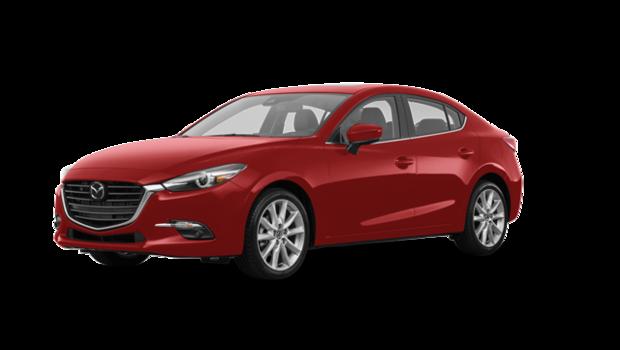 2018 Mazda3 Gt Starting At 24395 0 Leggat Mazda In