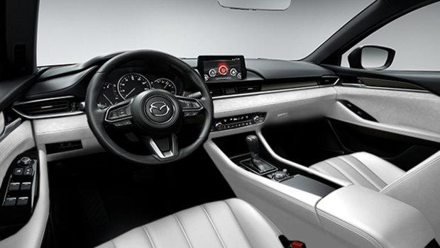 2018 Mazda6 Signature Starting At 37810 04 Leggat Auto Group