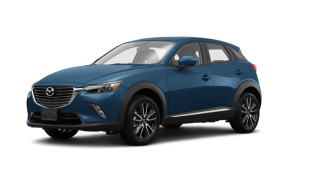 Discount Tire Store Hours >> 2018 Mazda CX-3 GT - Starting at $27740.0 | Leggat Mazda ...