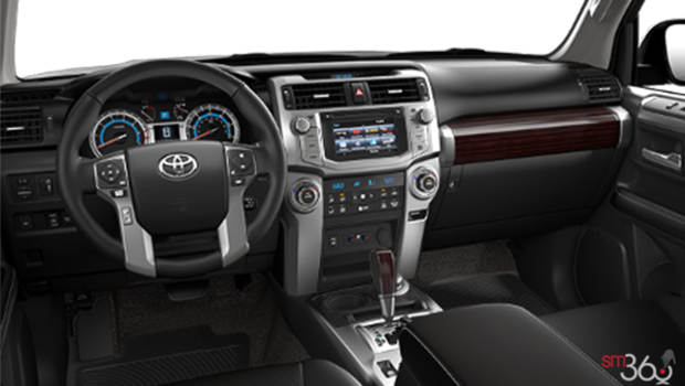 2018 Toyota 4runner Limited Starting At 52980 0