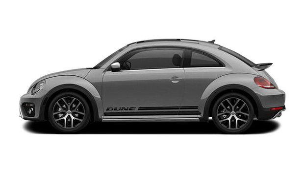 12 Photos 2018 Volkswagen Beetle DUNE