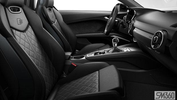 Black w/grey stitch Fine Nappa Leather