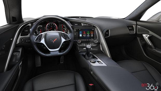 Sièges baquets GT en cuir napa perforé noir jais (195-AQ9)