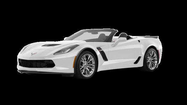 2019 Chevrolet Corvette Convertible Z06 1LZ