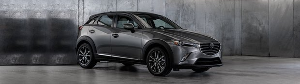 2018 Hyundai Kona vs 2018 Mazda CX-3