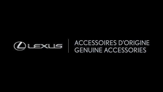 Discover the Lexus Genuine Accessories line at Spinelli Lexus Lachine