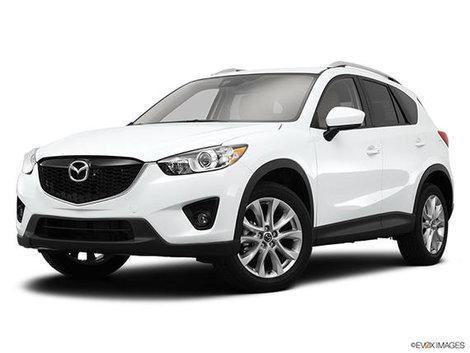 Mazda CX-5 2014 – Polyvalence amusante