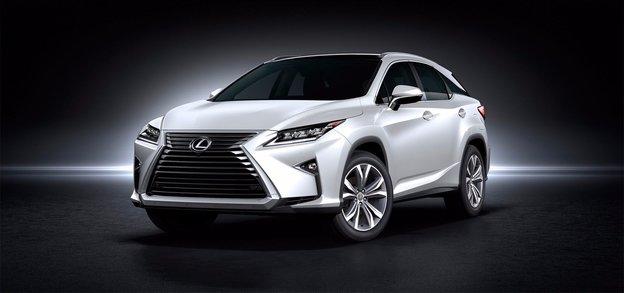Video : Lexus RX vs Acura MDX