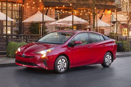 Toyota Prius 2018 : la polyvalence électrifiée