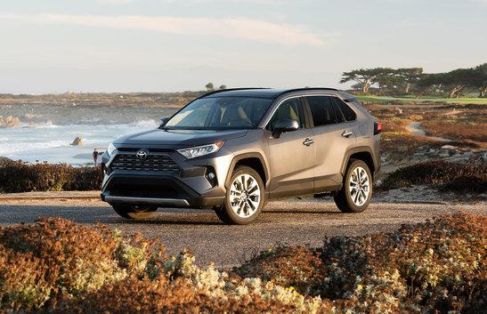 Toyota RAV4 2019: An SUV That Will Meet All Your Needs