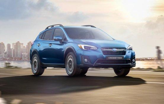 Honda HR-V 2017 vs Subaru Crosstrek 2018 | Subaru Montréal