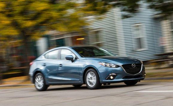 The 2016 Mazda3 is Here in Saint John