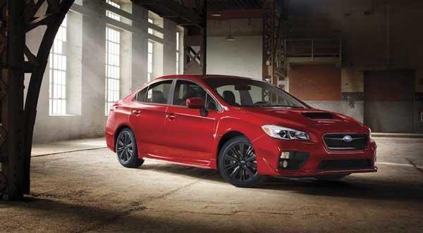 De petits changements pour les Subaru WRX et WRX STI 2017